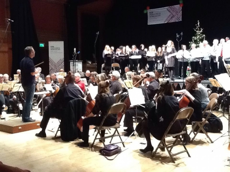 BBC Hereford&Worcester Celebration of Christmas