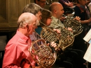 WSO horn section