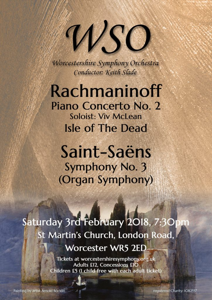 WSO 3rd Feb 2018 Concert